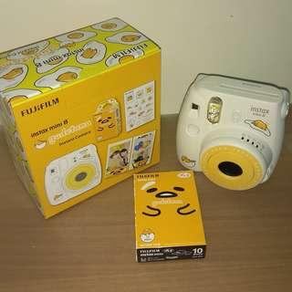 Fujifilm Instax Mini 8 Instant Camera Set (Gudetama Edition)