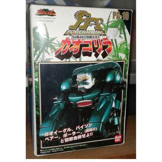 二手 Bandai 百獸戰隊 DX 綠腥腥 1盒