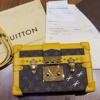 Louis Vuitton Petite Malle bag