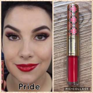 BN Authentic Tarte Lip Sculptor lipstick & gloss (1.5g & 1ml) - Pride