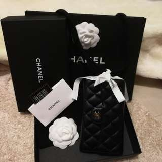 Chanel Long Wallet (100%authentic)