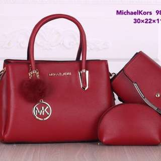 Michael Kors MK # 9861 #  set 3 in one
