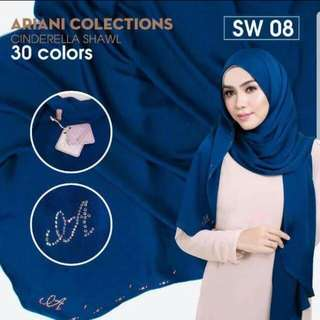 Ariani Shawl (Cinderella collection)