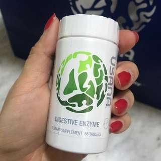 🆕Brand New Sealed in Bottle USANA Digestive Enzyme Tablets / Box: 56
