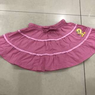 Looney Tunes Girls Skirt (2-3 years)