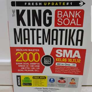 King Bank Soal Matematika