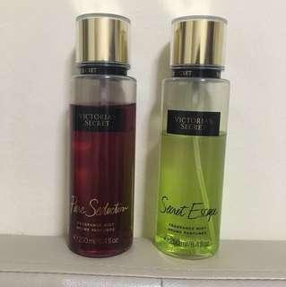 Victoria Secret SECRET ESCAPE Fragrance Mist