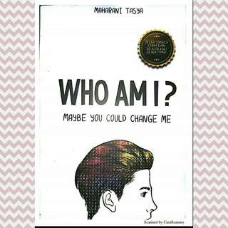 VIP ebook~ Who am I