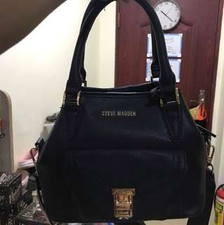 Steve Madden Bucket Bag (used twice only)