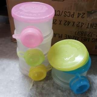 Mlik Powder Container