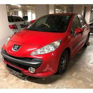 Peugeot 207 1.4 Auto Vive 5dr
