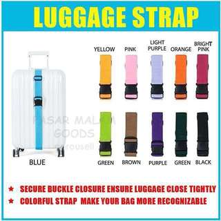 Instock Luggage Belt Adjustable