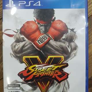 WTS PS4 Games - Street Fighter V R3, Need For Speed R2