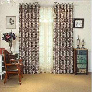 Thick Curtain Set