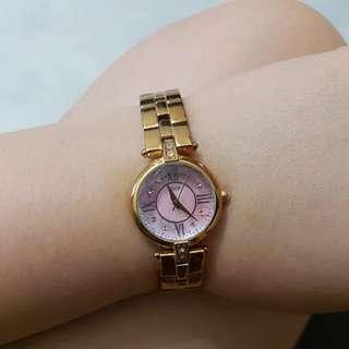 Titus Watch rose gold