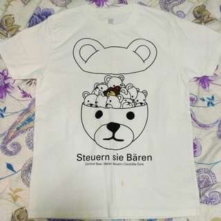 Graniph design T 熊