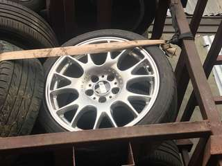 Bbs 18 original for Bmw