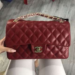 Chanel Double Flap Bag GHW