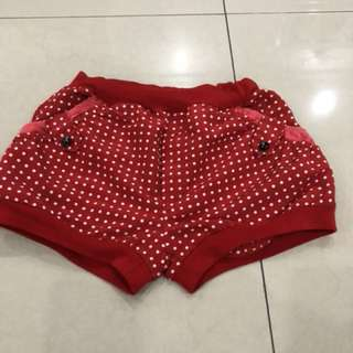 Girl Short Pants (4-5 years)