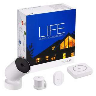 TCL Life Home Monitoring Kit - include IP Camera and others (TCL 智能家居監測套件 - 包括網路攝影機)