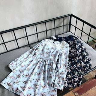 Floral Dress ( refer to top/first piece)