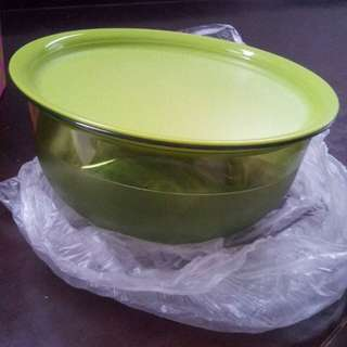 Tupperware table collection
