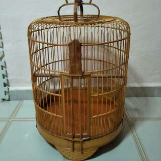 Hwabee cage