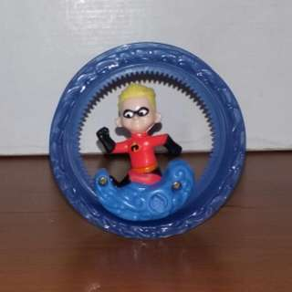 Dash The Incredibles 2004 Mc Donald's Action Figure