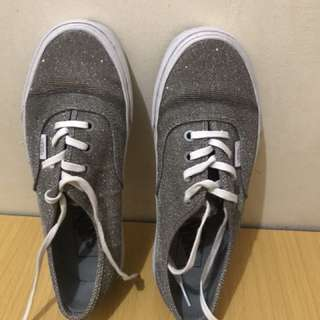 Vans Glittery Shoes