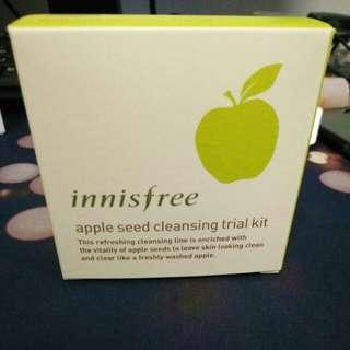 Apple Seed Cleansing Trial Kit