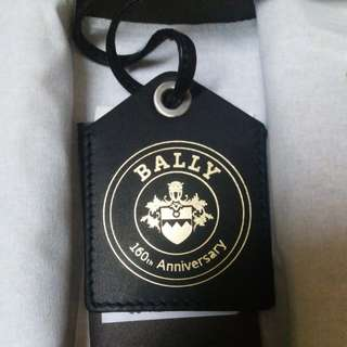 Bally 160周年行李牌