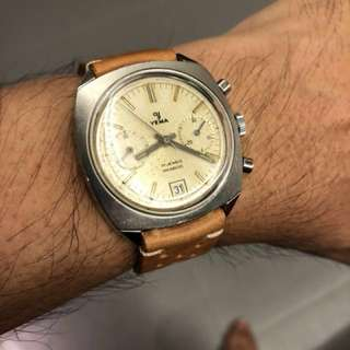 Yema Camaro 1970s Chronograph (v.7734)