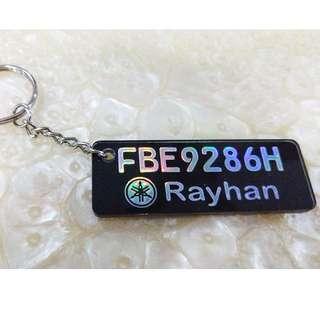 Customize 💯 keychain ‼️