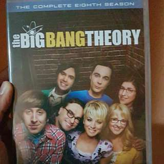 Big Bang Theory Season 8 (New)