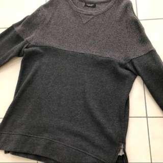 Zara Man Grey Sweater