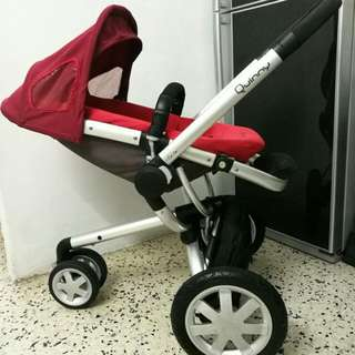 Quinny buzz robin red,very good condition
