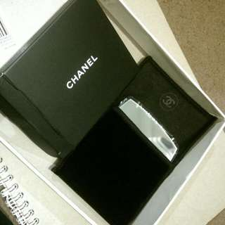 Brand New Chanel Travel Size Mirror