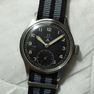 Omega Military Watch
