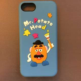 iPhone 6/6s/7 Toys Story Mr Potato Head 薯仔頭先生 電話套 case