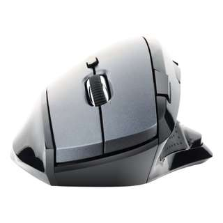 Etekcity Scroll M910 Wireless Vertical Mouse (60 Degree): 9 Clickable Function Buttons