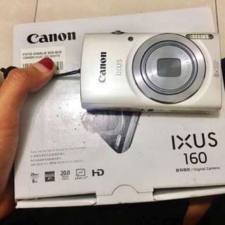Camera Digital CANON ixus160