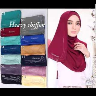Ariani Instant Shawl (Mereena Collection)