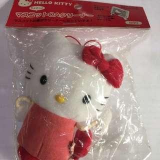 Hello Kitty mascot