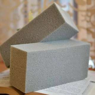 [Sellabrations] Florist Dry Sponge Floral Foam Grey Singapore