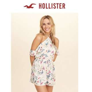 Hollister rompers