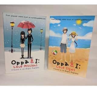 Oppa & I : Love Mission & Oppa & I Love Signs