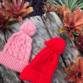 Beanie Caps/Winter Gloves