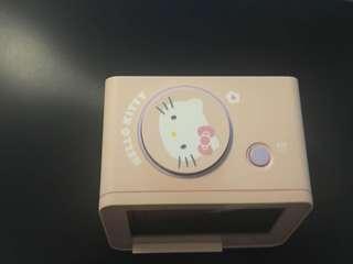 Hometime - Hello kitty C1 Pro 無線藍芽喇叭及智能裝置充電鬧鐘