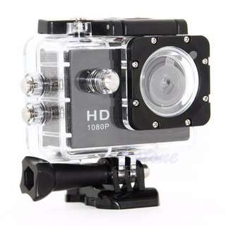 HD1080 Sports/ Action Camera - Brand New In Box!