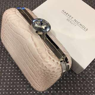 Harvey Nichols Chain Clutch Bag